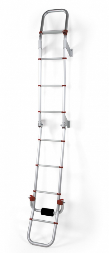 Fiamma Deluxe 8 FOLDING External Ladder